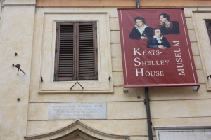 ROMA KEATS SHELLEY EVİ