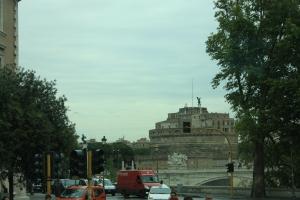 ROMA ST ANGELO KALESİ