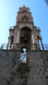 midilli çan kulesi