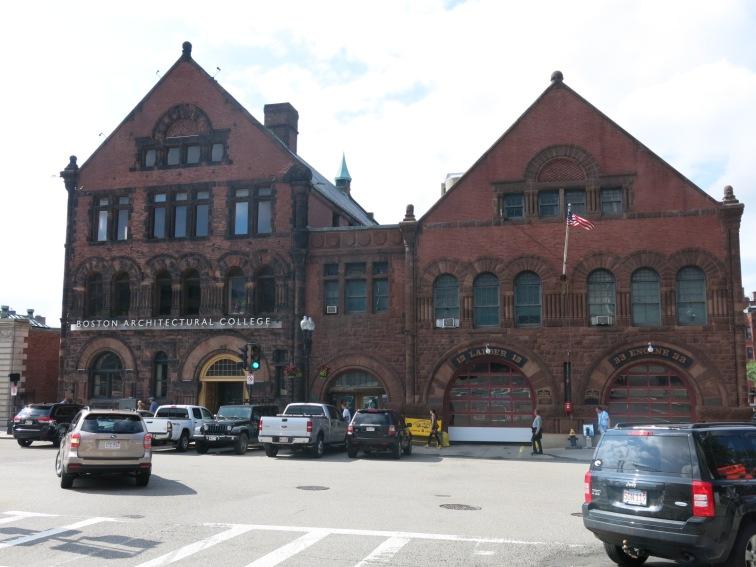 BOSTON MİMARİ OKULU