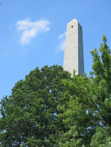 bunker obelisk