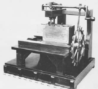 ilk dikiş makinası