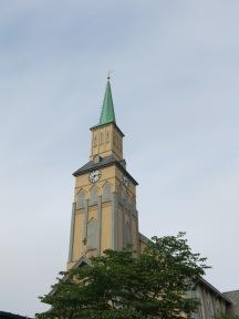 TROMSO KATEDRAL