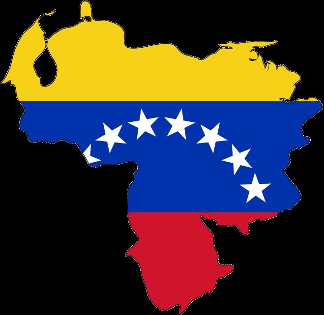 Venezuela_bayrak_harita