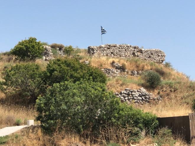 LOGOTETİS KALESİ