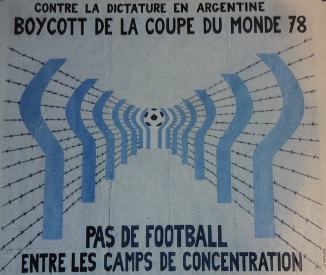 the+World+Cup+logo+as+prison+fences+in+a+French+poster